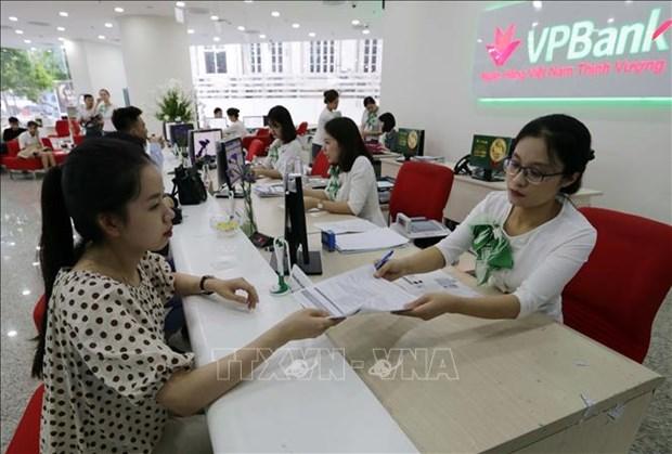 亚投行向越南VPbank提供1亿美元的贷款 用于恢复受到疫情打击的商业活动 hinh anh 1