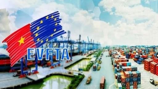 EVFTA将为出口活动带来巨大的机遇 hinh anh 1
