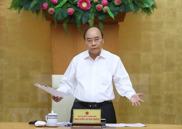 越南成立国家民事防守指导委员会 hinh anh 1
