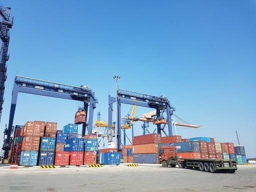 越南港口货物吞吐量保持增长趋势 hinh anh 1