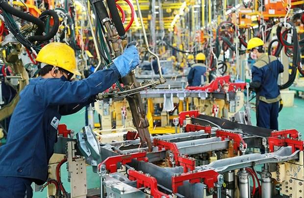国际专家:越南的经济增长可能会超出预期 hinh anh 1