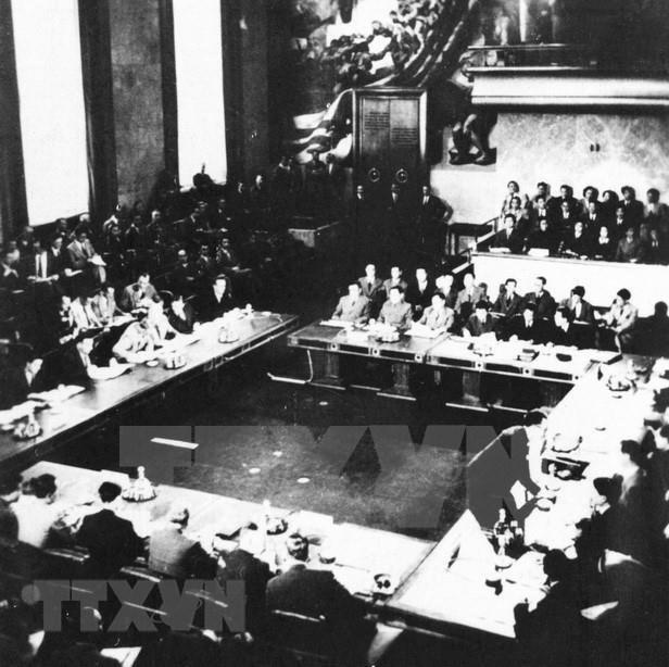 1954年《日内瓦协定》——胜利和历史教训 hinh anh 1