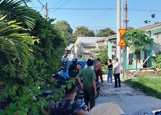 岘港市发布有关外籍人士违反法律的官方信息 hinh anh 1