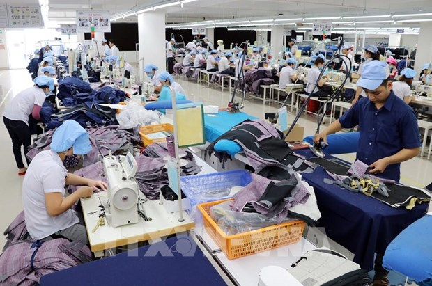 日本Matsuoka Corp.计划投资30亿日元在越南生产保护服 hinh anh 1