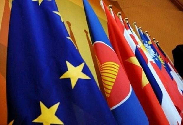欧盟为东盟抗击新冠肺炎疫情提供逾9亿美元援助 hinh anh 1
