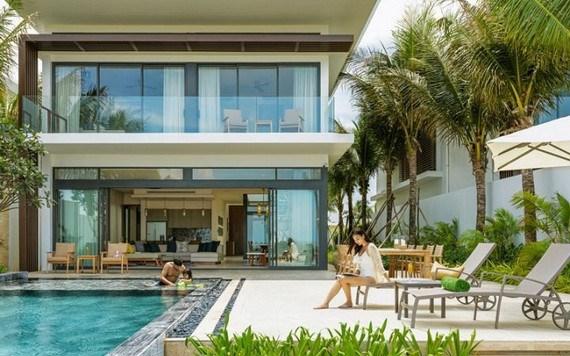 梅利亚集团在越的7家酒店复业 hinh anh 1
