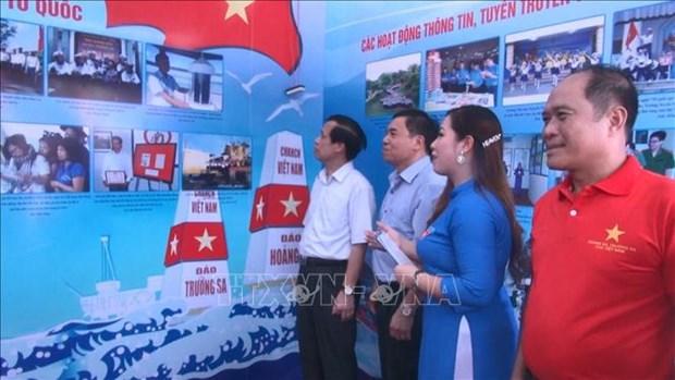 海洋与岛屿主权和可持续发展图片展在清化省举行 hinh anh 2
