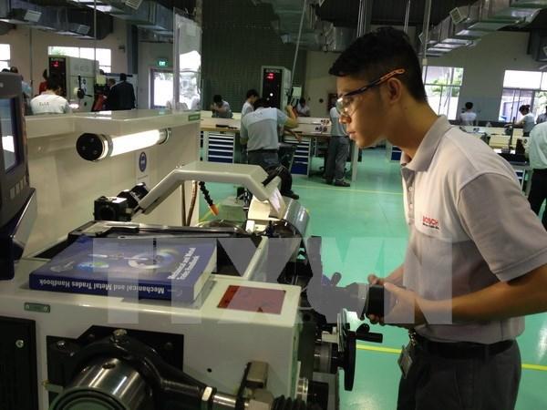 49.1%的企业认为第三季度生产经营继续向好 hinh anh 1