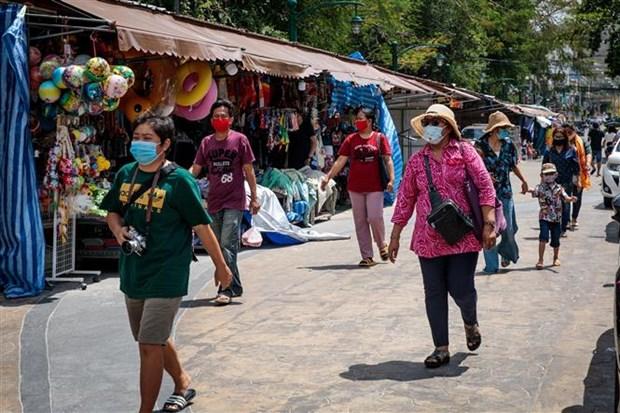 泰国宣布国家紧急状态法令将再延长一个月 hinh anh 1