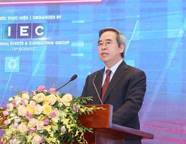 政府副总理郑廷勇:逐步为能源产业筹集大量资源 hinh anh 2