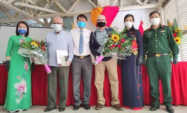 越南感谢委内瑞拉游击队对越南革命的支持 hinh anh 2
