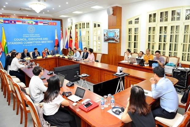 2020年东盟:彰显越南对东南亚体育联合会的责任感 hinh anh 1