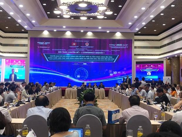 专家:越南可再生能源行业将持续向前发展 hinh anh 1