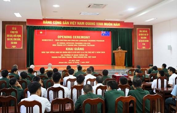 61名学员参加2020年澳大利亚英语培训班 hinh anh 1