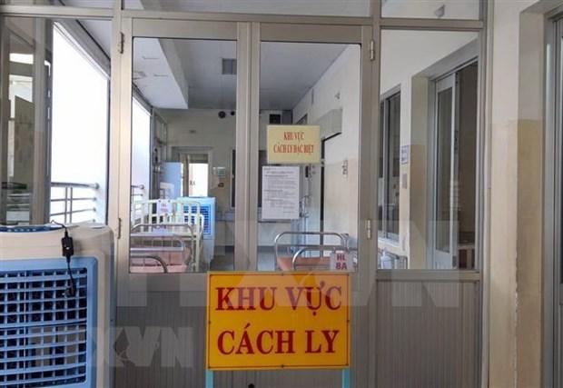 越南新冠肺炎病毒检测结果呈阳性反应的有42例 hinh anh 1