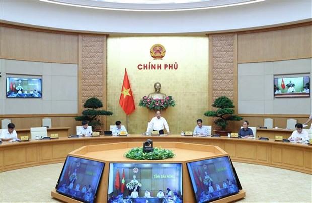 阮春福总理:得农省应努力实现国家财政预算资金到位率达100%的目标 hinh anh 1
