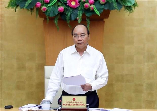 阮春福总理:得农省应努力实现国家财政预算资金到位率达100%的目标 hinh anh 2