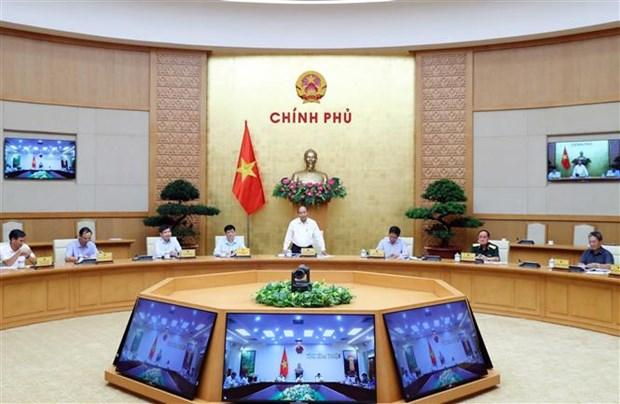 越南政府总理阮春福高度评价平顺省公共投资资金到位进度 hinh anh 1