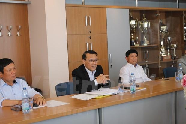 旅居捷克越南人社群为当地社会作出积极贡献 hinh anh 2