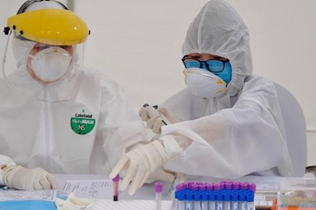 新冠肺炎疫情:入境越南的缅甸海员检测结果呈阳性反应 hinh anh 1