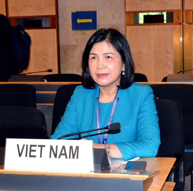 越南优先推动弱势人群享有人权 hinh anh 1