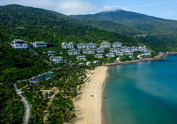 岘港市海滩度假酒店压力沉重 困难当中蕴含着机遇 hinh anh 1