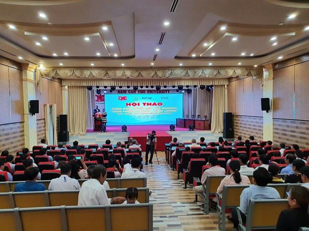 越南通过合作社模式促进农业的可持续发展 hinh anh 1