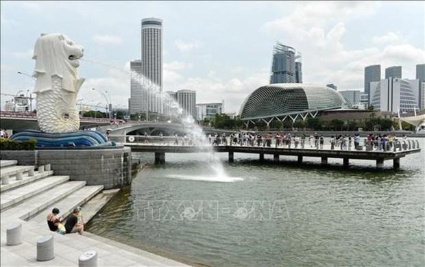 新加坡中央商务区或受到全球变暖海平面上升威胁 hinh anh 1