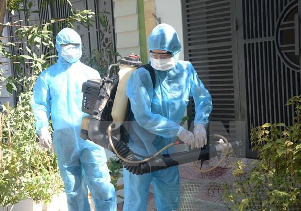 越南报告417例新冠肺炎确诊病例 hinh anh 1