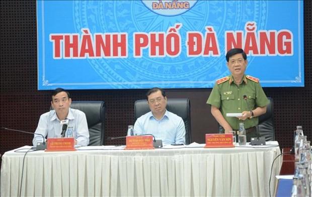 新冠肺炎疫情:岘港市对1079名密切接触者进行隔离 hinh anh 1
