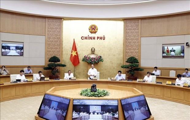 越南政府总理阮春福:加强从北到南各口岸入境人员的管理 hinh anh 1