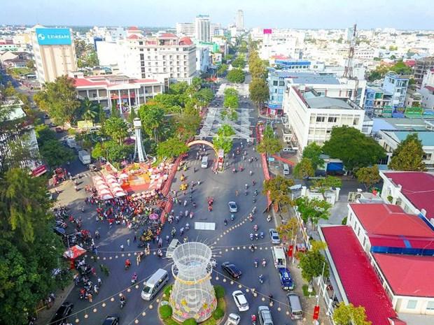 越南政府批准2021-2030年芹苴市规划编制任务 hinh anh 1