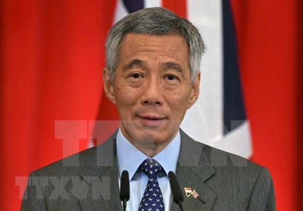 新加坡公布新任政府内阁成员名单 hinh anh 1