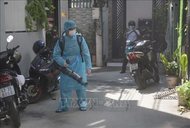 新冠肺炎疫情:越南新增2例社区传播病例 hinh anh 1