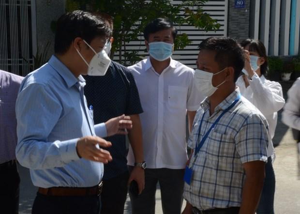 岘港市7月26日起的14天内暂停接待游客 hinh anh 1