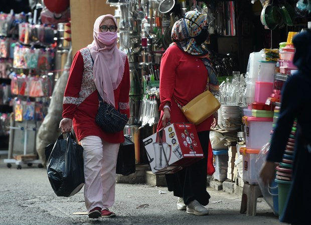 新冠肺炎疫情导致印尼贫困人口数量猛增 hinh anh 1