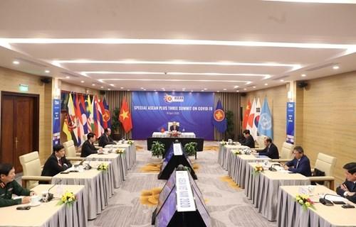 越南加入东盟25周年:越南从一个成员国到东盟轮值主席国的作用 hinh anh 3