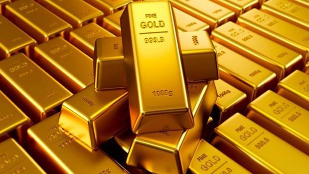 7月27日越南国内黄金价格超过5600万越盾 hinh anh 1