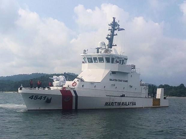 年初至今马来西亚已击沉13艘外国渔船 hinh anh 1