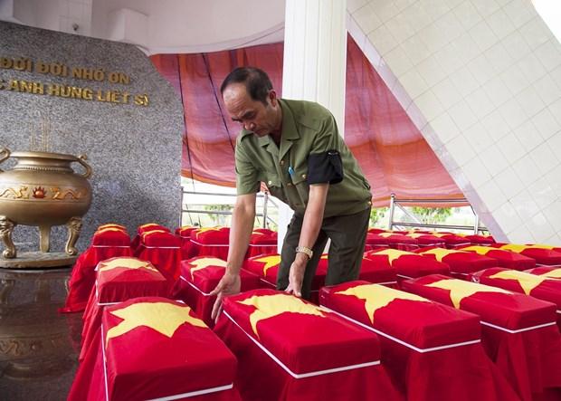7·27越南伤残军人与烈士日:英烈祭奠仪式在越南多地举行 hinh anh 2