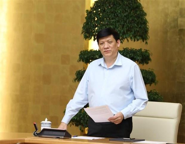 新冠肺炎疫情:将对岘港市居民采集1万份样本进行新冠病毒检测 hinh anh 1