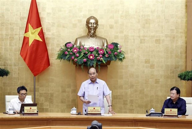 岘港市自7月28日零时起实施社交距离措施 hinh anh 2