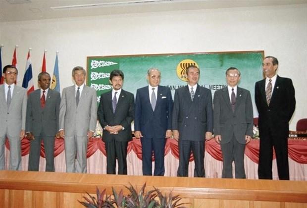 """越南加入东盟25周年:为了一个""""齐心协力、主动适应""""的东盟而携手行动 hinh anh 1"""