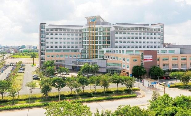 胡志明市一家医院因跟新冠肺炎疑似病例有关而暂停接受患者3天 hinh anh 1
