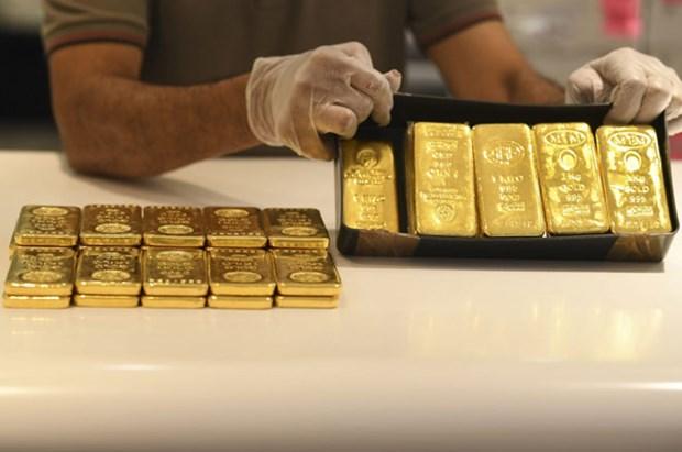7月29日越南国内黄金价格接近5800万越盾 hinh anh 1