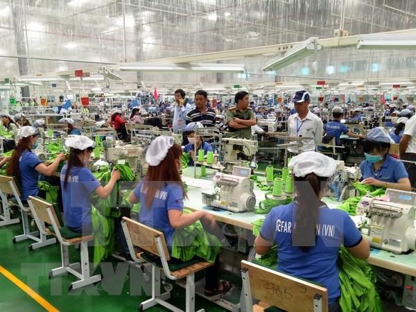 2020年7月越南吸引外资总额猛增 hinh anh 1
