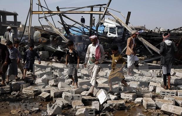 联合国安理会对也门违反停火协议表示关切 hinh anh 1