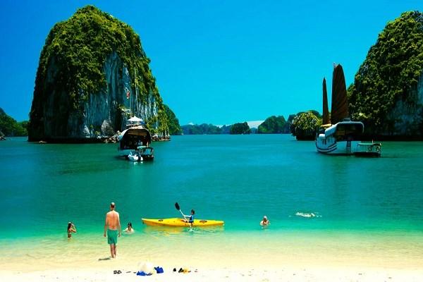 兰夏湾——越南真正的天堂 hinh anh 1