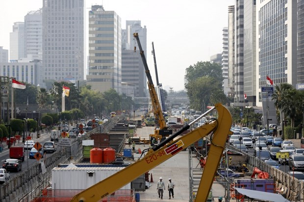 亚投行向印尼提供20亿美元贷款 用于发展基础设施和处理疫情带来的影响 hinh anh 1