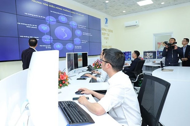 """Make in Vietnam""平台——加快数字化进程的重要措施 hinh anh 1"